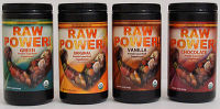 Click to enlarge Raw Power! Protein Superfood Variety 4-Pack Special (raw, certified organic)