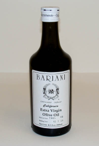 Click to enlarge Olive Oil, Bariani (500 ml / 16.9 oz)
