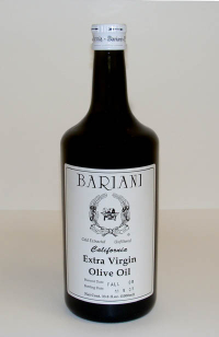Click to enlarge Olive Oil, Bariani (1000 ml / 33.8 oz)