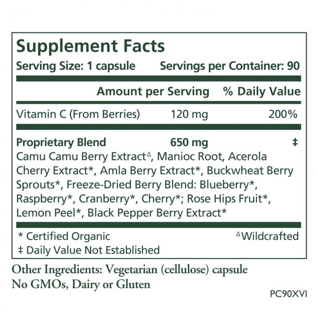 Pure Radiance C, capsules (90 v-caps)