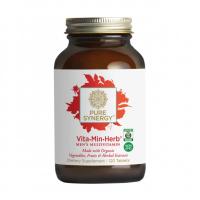 Click to enlarge Organic Multi Vita Min Herb for Men (aka Vita Synergy, 120 tablets)