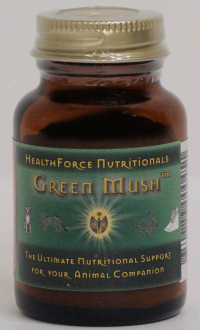 Click to enlarge Green Mush, powder (Trial Size)