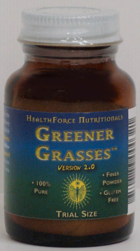 Click to enlarge Greener Grasses, powder (Trial Size)