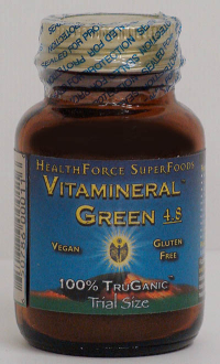Click to enlarge Vitamineral Green, powder (Trial Size)
