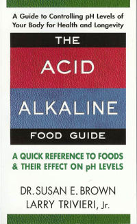 Click to enlarge Book: Acid Alkaline Food Guide