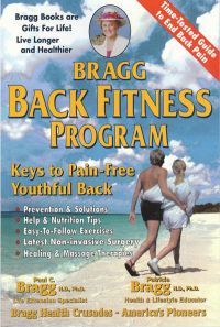 Click to enlarge Book: Back Fitness Program: Keys To A Pain-Free Youthful Back