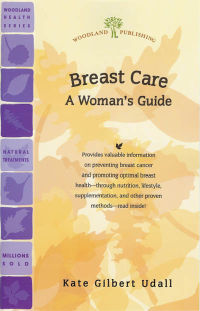 Click to enlarge Book: Breast Care: A Woman's Guide