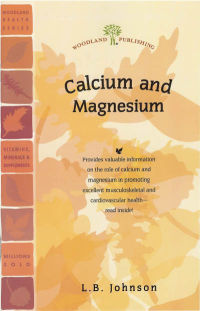 Click to enlarge Book: Calcium and Magnesium