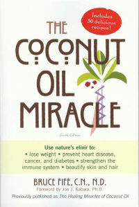 Click to enlarge Book: Coconut Oil Miracle