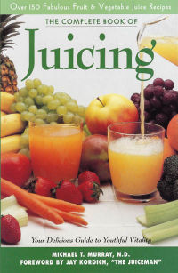 Click to enlarge Book: Complete Book of Juicing, The