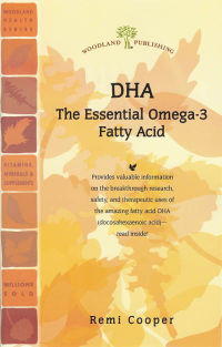 Click to enlarge Book: DHA: The Essential Omega-3 Fatty Acid