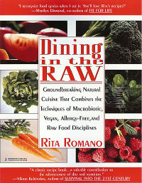 Click to enlarge Book: Dining in the Raw
