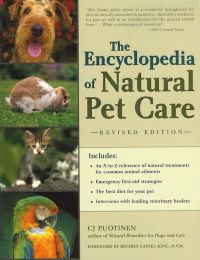 Click to enlarge Book: Encyclopedia of Natural Pet Care
