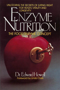 Click to enlarge Book: Enzyme Nutrition: The Food Enzyme Concept