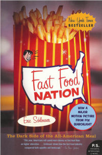 Click to enlarge Book: Fast Food Nation