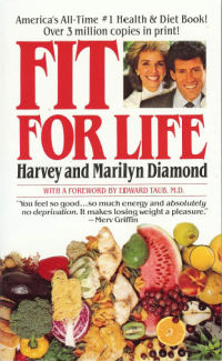 Click to enlarge Book: Fit for Life