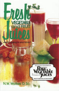 Click to enlarge Book: Fresh Vegetable and Fruit Juices