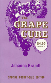 Click to enlarge Book: Grape Cure, The