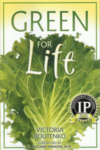 Click to enlarge Book: Green for Life