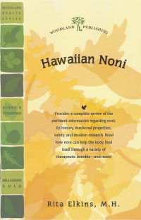 Click to enlarge Book: Hawaiian Noni