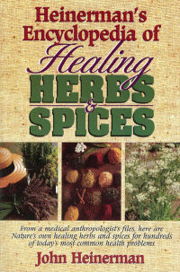 Click to enlarge Book: Heinerman's Encyclopedia of Healing Herbs and Spices