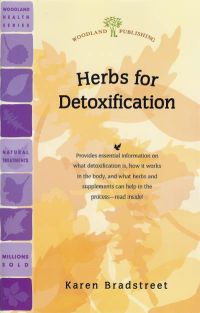 Click to enlarge Book: Herbs for Detoxification