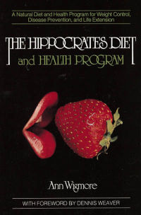 Click to enlarge Book: Hippocrates Diet and Health Program