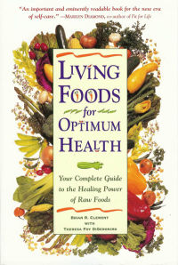 Click to enlarge Book: Living Foods for Optimum Health