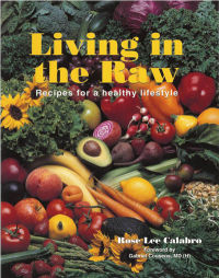 Click to enlarge Book: Living in the Raw