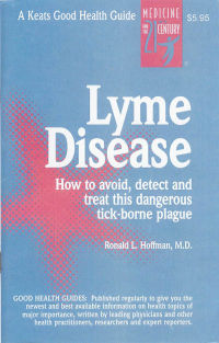 Click to enlarge Book: Lyme Disease