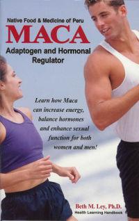 Click to enlarge Book: Maca: Adaptogen and Hormonal Regulator
