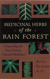 Click to enlarge Book: Medicinal Herbs of the Rain Forest