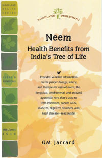Click to enlarge Book: Neem: Health Benefits from India's Tree of Life