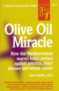 Click to enlarge Book: Olive Oil Miracle