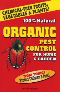 Click to enlarge Book: Organic Pest Control for Home and Garden
