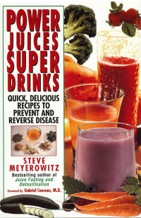 Click to enlarge Book: Power Juices Super Drinks