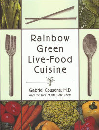 Click to enlarge Book: Rainbow Green Live Food Cuisine