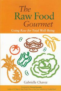 Click to enlarge Book: Raw Food Gourmet, The