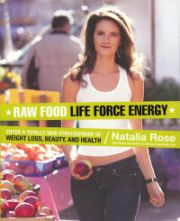 Click to enlarge Book: Raw Food Life Force Energy