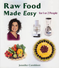 Click to enlarge Book: Raw Food Made Easy