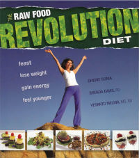 Click to enlarge Book: Raw Food Revolution Diet
