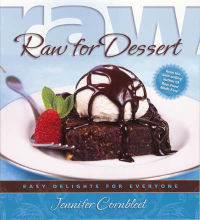 Click to enlarge Book: Raw for Dessert