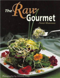 Click to enlarge Book: Raw Gourmet, The