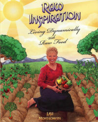 Click to enlarge Book: Raw Inspiration: Living Dynamically with Raw Food