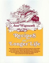 Click to enlarge Book: Recipes for Longer Life