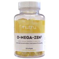 Click to enlarge Omega-Zen-3 DHA, capsules (120 v-caps)