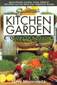 Click to enlarge Book: Sproutman's Kitchen Garden Cookbook