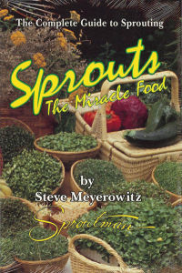 Click to enlarge Book: Sprouts: The Miracle Food