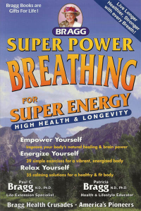 Click to enlarge Book: Super Power Breathing for Super Energy