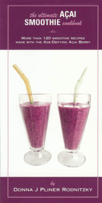 Click to enlarge Book: Ultimate Acai Smoothie Cookbook